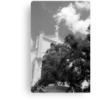Key West Church Canvas Print