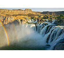 Shoshone Falls Photographic Print