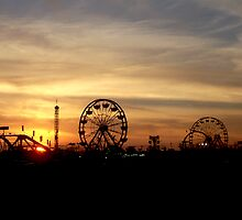 SC State Fair at Sunset I by ZeroAlphaActual