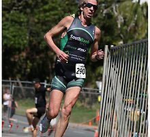 Kingscliff Triathlon 2011 Run leg P028 by Gavin Lardner