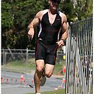 Kingscliff Triathlon 2011 Run leg P042 by Gavin Lardner