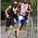 Kingscliff Triathlon 2011 Run leg P043 by Gavin Lardner