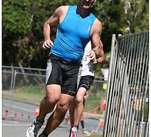 Kingscliff Triathlon 2011 Run leg P044 by Gavin Lardner