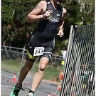 Kingscliff Triathlon 2011 Run leg P055 by Gavin Lardner