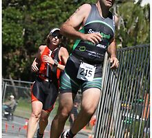 Kingscliff Triathlon 2011 Run leg P066 by Gavin Lardner