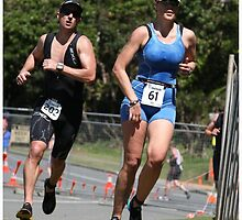Kingscliff Triathlon 2011 Run leg P096 by Gavin Lardner