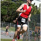 Kingscliff Triathlon 2011 Run leg P100 by Gavin Lardner