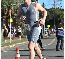 Kingscliff Triathlon 2011 Run leg P215 by Gavin Lardner
