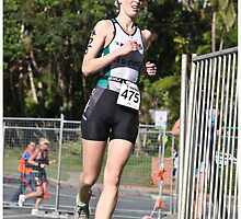 Kingscliff Triathlon 2011 Run leg P241 by Gavin Lardner