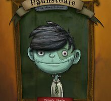 Hauntsdale Boarding School_Frank by Michael Bruza