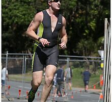 Kingscliff Triathlon 2011 Run leg P545 by Gavin Lardner