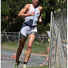 Kingscliff Triathlon 2011 Run leg P550 by Gavin Lardner