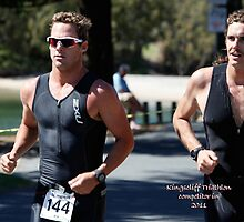 Kingscliff Triathlon 2011 Run leg C018 by Gavin Lardner