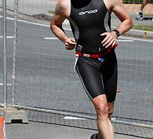 Kingscliff Triathlon 2011 Run leg C027 by Gavin Lardner