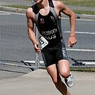 Kingscliff Triathlon 2011 Run leg C037 by Gavin Lardner