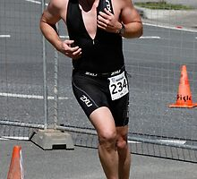 Kingscliff Triathlon 2011 Run leg C040 by Gavin Lardner