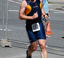 Kingscliff Triathlon 2011 Run leg C051 by Gavin Lardner