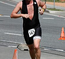 Kingscliff Triathlon 2011 Run leg C056 by Gavin Lardner