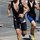 Kingscliff Triathlon 2011 Run leg C057 by Gavin Lardner