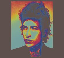 Bob Dylan Psychedelic Kids Clothes