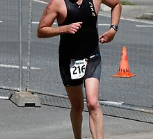 Kingscliff Triathlon 2011 Run leg C0116 by Gavin Lardner