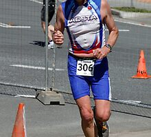 Kingscliff Triathlon 2011 Run leg C0151 by Gavin Lardner