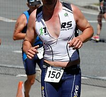 Kingscliff Triathlon 2011 Run leg C0155 by Gavin Lardner