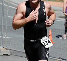 Kingscliff Triathlon 2011 Run leg C0157 by Gavin Lardner