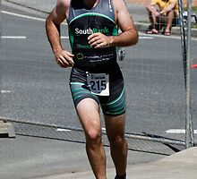 Kingscliff Triathlon 2011 Run leg C0172 by Gavin Lardner