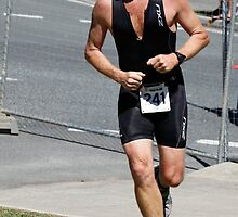 Kingscliff Triathlon 2011 Run leg C0198 by Gavin Lardner
