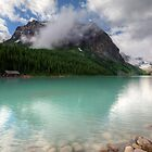 Lake Louise by Thomas Plessis