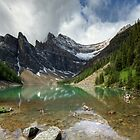 Agnes Lake by Thomas Plessis