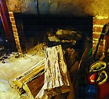 Generous Hearth by RC deWinter