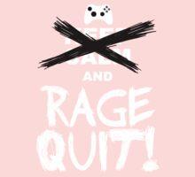 RAGE QUIT! The Xbox Version Kids Clothes