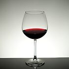 Wine Glass by Mykhaylo Ryechkin