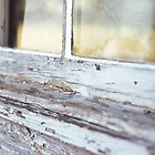 Aged Window by Abby Thompson