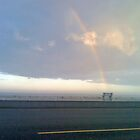 rainbow bench by Phlite