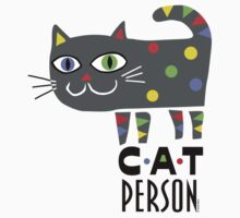 Cat Person by Andi Bird