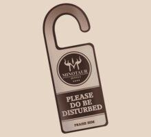 Please Do Be Disturbed by trekspanner