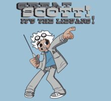 Great Scott...Pilgrim! by beware1984
