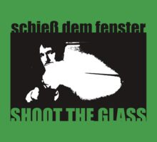 Die Hard: Shoot the glass by garykemble