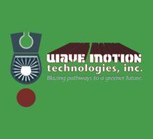 Star Blazers: Wave Motion Technologies Kids Clothes