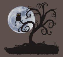 Halloween Tree by Megan Noble
