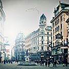 Streets of Vienna by Photofreaks