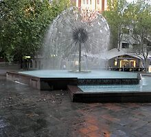 El Alamein Fountain, Kings Cross, Sydney, Australia. by kaysharp