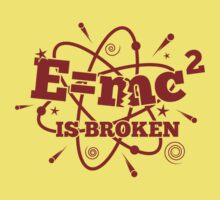 E=mc2 is broken - Light by destinysagent