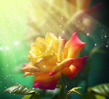 Juicy Rose by Svetlana Sewell