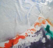 Reflective Surfaces Art I by FeeBeeDee