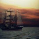 Sail Away... by Vanessa Barklay