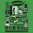 Bazinga Quotes by Tom Trager